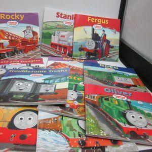 Thomas the Tank book lot x14